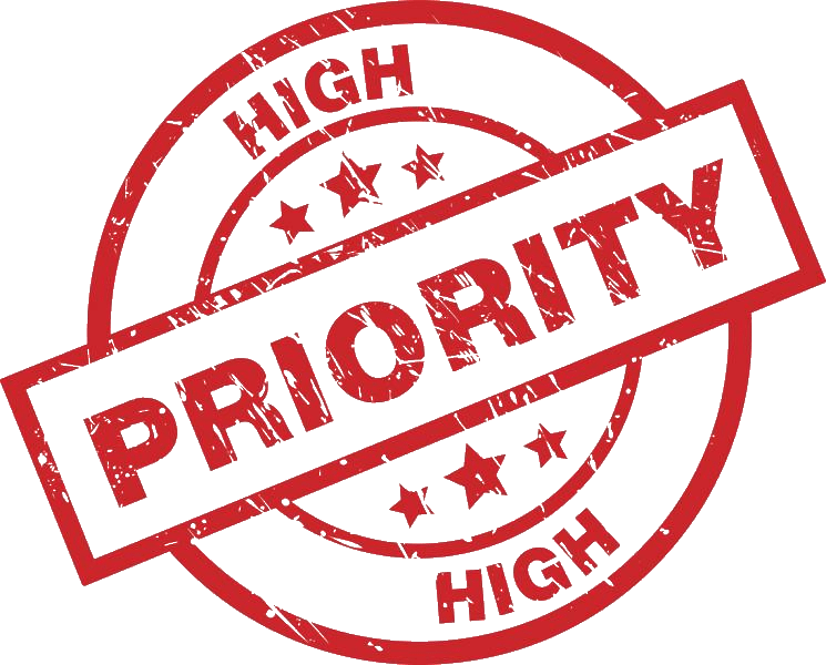 high priority sermons