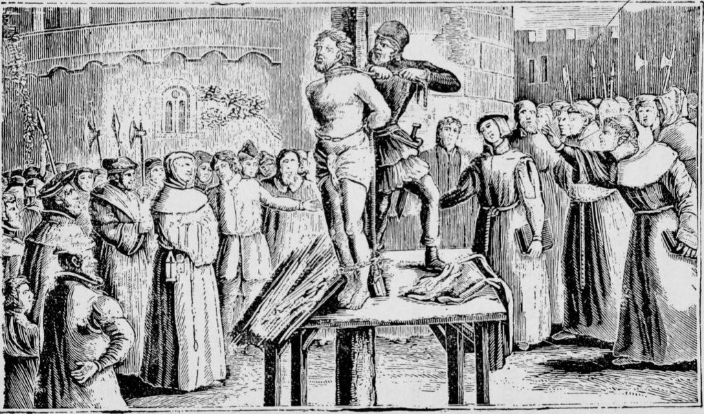 Roman Catholic persecution 1