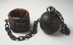 church incorporationball and chain