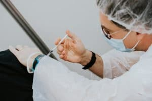 Covid-19 pandemic vaccine lies