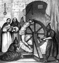 catholic inquisition torture
